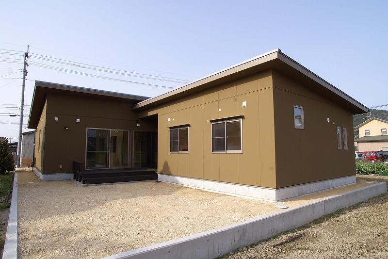 見渡せる家イメージ1