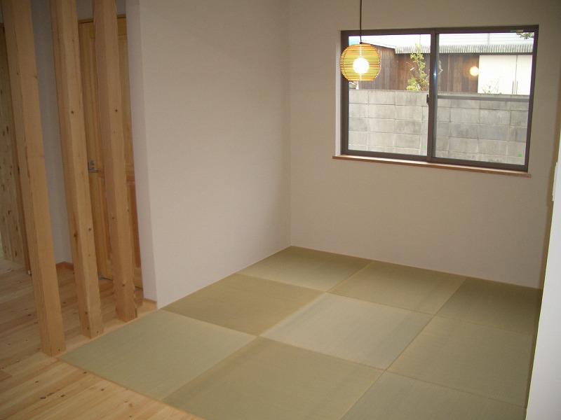 リビングから始まる平屋の家イメージ3